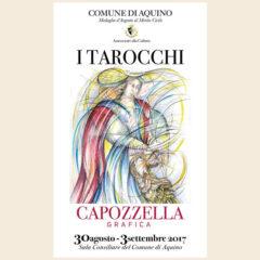 """Mostra d'arte """"I TAROCCHI"""" dal 30Agosto al 3 Settembre"""