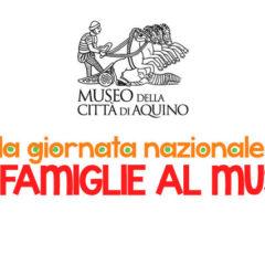 8 Ottobre – F@Mu 2017, Giornata Nazionale Famiglie al Museo