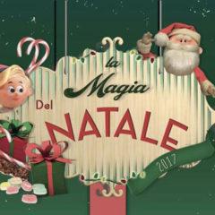 """""""Il Magico Villaggio Di Babbo Natale"""" Dall'11 Novembre Al 26 Dicembre Nel Borgo Medievale Di Aquino"""