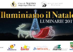 Aquino – Luminarie 2017: Sabato 11 Novembre