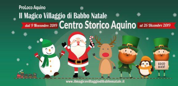 Il Magico Villaggio di Babbo Natale