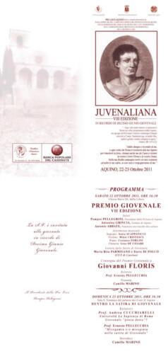 Juvenaliana - 2011